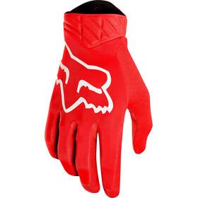 Fox Airline Gloves Men red